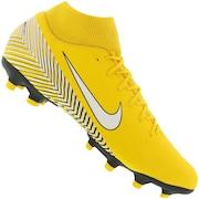 Chuteira de Campo Nike Mercurial Superfly 6 Academy Neymar Jr. FG/MG - Adulto