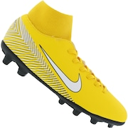 Chuteira de Campo Nike Mercurial Superfly 6 Club Neymar Jr. FG/MG - Adulto