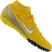 Chuteira Society Nike Mercurial Superfly X 6 Academy Neymar Jr. TF - Adulto