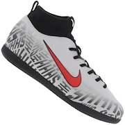 c77be3e9cd1fe Chuteira Futsal Nike Mercurial Superfly X 6 Club Neymar Jr. IC - Infantil