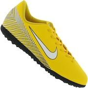 Chuteira Society Nike Mercurial Vapor X 12 Club Neymar Jr. TF - Infantil
