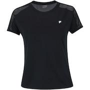 Camiseta Fila Mesh - Feminina