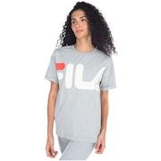 Camiseta Fila Fine Letter - Feminina