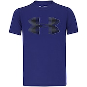 Camiseta Under Armour Big Logo Solid - Infantil