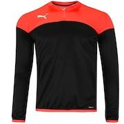 Camisa Manga Longa Puma Play 1/4 Zip - Masculina