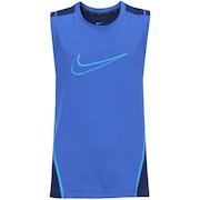 Camiseta Regata Nike Dry Top SL - Infantil