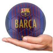 Minibola de Futebol de Campo Barcelona 18/19 Nike