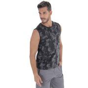 Camiseta Regata Oxer Camuflagem - Masculina