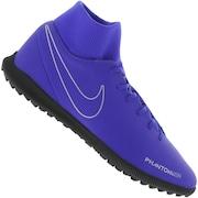 Chuteira Society Nike Phantom VIVSN Club DF TF - Adulto