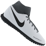 Chuteira Society Nike Phantom VIVSN Club DF TF - Adulto
