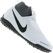 Chuteira Society Nike Phantom VIVSN Academy DF TF - Infantil