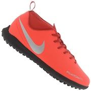 Chuteira Society Nike Phantom VIVSN Club DF TF - Infantil