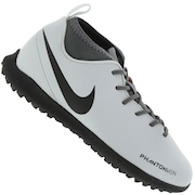 Chuteira Society Nike Phantom VIVSN Club DF TF - Infantil