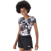 Body Fitness Oxer Estampado PB - Feminino