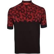 Camisa de Ciclismo com Proteção Solar UV Barbedo Back - Masculina