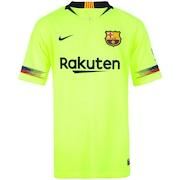 Camisa Barcelona II 18/19 Nike - Infantil