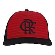 Boné Aba Curva do Flamengo CW adidas - Snapback - Adulto 123f54de5f3