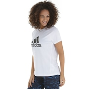 Camiseta adidas D2M...