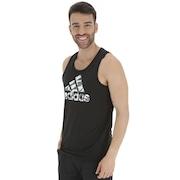 Camiseta Regata adidas Bos Camo Tank - Masculina