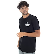 Camiseta Puma Graphic Downtown Flock - Masculina