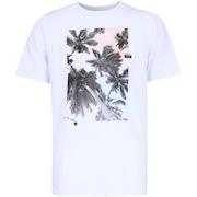 Camiseta Hurley Silk Hawaii Day Dream - Masculina