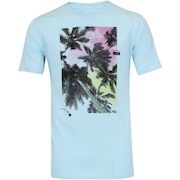 Camiseta Hurley Silk Hawaii Day Dream - Masculina
