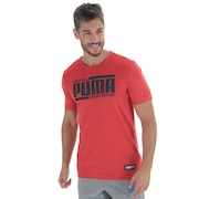 Camiseta Puma Athletics - Masculina