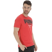 Camiseta Puma Athletics Tee - Masculina