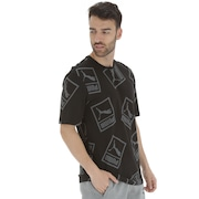 Camiseta Puma Graphic Downtown Tee - Masculina