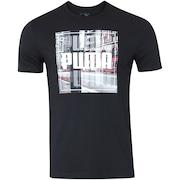 Camiseta Puma Photo Street - Masculina