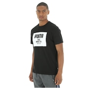 Camiseta Puma Rebel Block Basic - Masculina