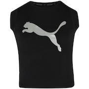 Camiseta Puma Explosive Graphic Feminina - Infantil