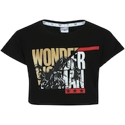 Camiseta Puma Mulher Maravilha Tee - Infantil