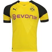 Camisa Borussia Dortmund I 18/19 Puma - Masculina