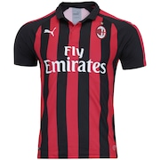 Camisa Milan I 18/19 Puma - Masculina