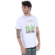 Camiseta Rusty Silk Surfwall SB - Masculina