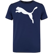 Camiseta Puma Ess Active Big Logo - Masculina
