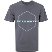 Camiseta Oakley Crossing Hex Tee - Masculina