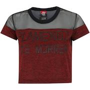 Camiseta Cropped do...