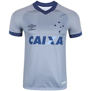0160fc3bed Camisa do Cruzeiro III 2018 Umbro - Masculina