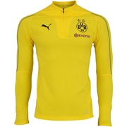 Jaqueta Borussia Dortmund 1/4 Training Puma - Masculina