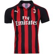 Camisa Milan I 2018 Puma - Jogador