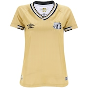 Camisa do Santos III 2018 Umbro - Feminina