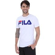 Camiseta Fila Letter - Masculina