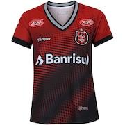 Camisa do Brasil de Pelotas I 2018 Topper - Feminina