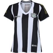 Camisa do Figueirense I 2018 Topper - Feminina 6f1580f2b3377