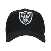 Boné Aba Curva New Era 940 Oakland Raiders - Snapback - Trucker - Adulto