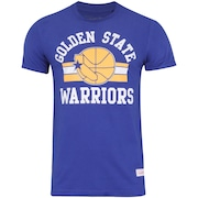 Camiseta Mitchell & Ness Golden State Warriors Arch 2 - Masculina