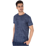 Camiseta Oxer Jacquard Camuflada - Masculina
