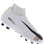 b6948f85690be Chuteira de Campo Nike Mercurial Superfly 6 Club CR7 FG/MG - Infantil